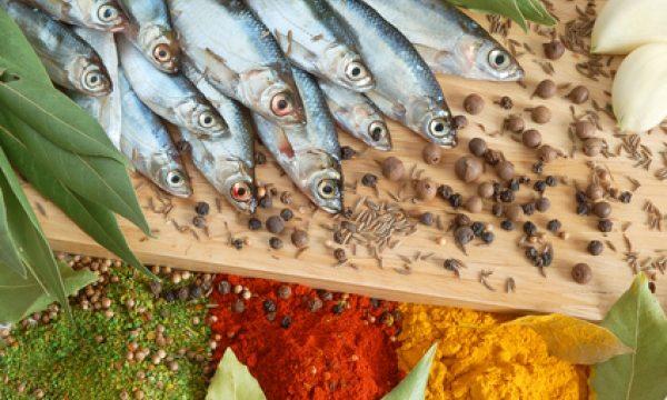 Kolkata fish market