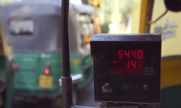 rickshaw fare